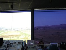 Clear View Tinted Solar Roller Shades