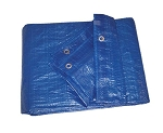Light Duty Reinforced Polyethylene Tarps / case pack