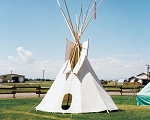 Indian Style Tepee