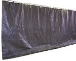 Divider Curtains / Polyethylene / Non Fire Resistant