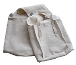 Canvas Saddle Bags