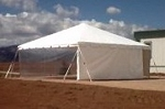 Hip Roof Frame Party Tent